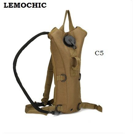 military bottle pouch tactical kamp malzemeleri hydration backpack water bag camping camelback bicycle mochila de Hydration