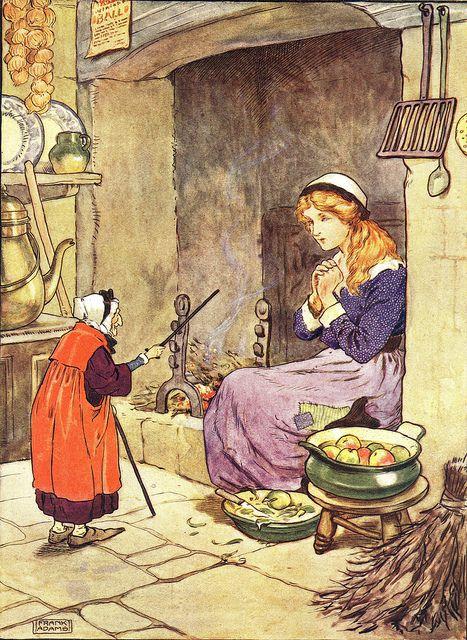 Cinderella  By Frank Adams