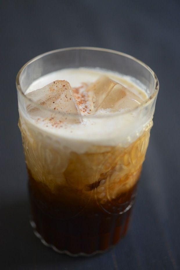... Iced Coffee, Chocolates Syrup, Iced Coffee Recipes, Ice Coffee, Dark
