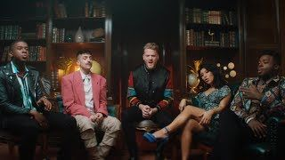 """Pentatonix Puts Their Spin on Camila Cabello's 'Havana' in New Video - As if the Hot 100-topping """"Havana"""" needed any additional exposure, Pentatonix has put their signature a capella spin on the Camila Cabello smash, releasing their own version Friday (Feb. 23), complete with a corresponding music video.  The video is set in a living room, as the quintet sings its way through the breakthrough hit, backed by no instruments, but with some additional beatboxing. The group even takes on the…"""