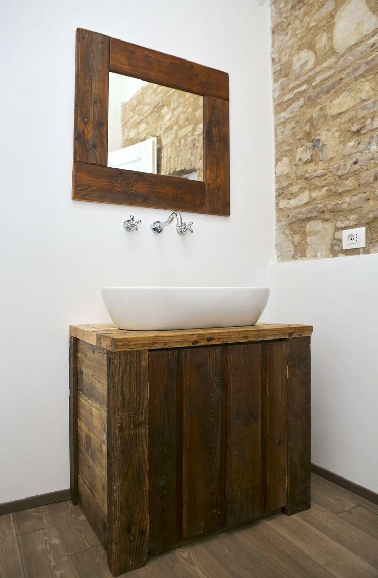 oltre 25 fantastiche idee su mobili su misura da bagno su ... - Arredo Bagno Idee Originali