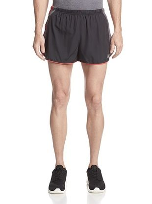 50% OFF New Balance Men's 3-Inch Impact Split Shorts (Velocity Red)