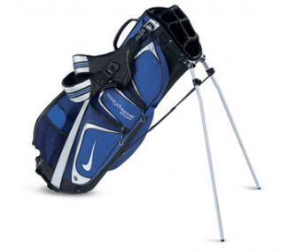 Nike Golf NIKE XTREME SPORT CARRY II BAG Navy Blue/Metallic Silver NIKE XTREME SPORT GOLF CARRY II BAG The Nike Xtreme Sport Golf Carry II Bag Features: 8.5-inch oval top 8-way Full-lenght divider system 5 lbs 6 pockets (including water bottle pocket and a fur-lined  http://www.comparestoreprices.co.uk/golf-balls-and-other-equipment/nike-golf-nike-xtreme-sport-carry-ii-bag-navy-blue-metallic-silver.asp