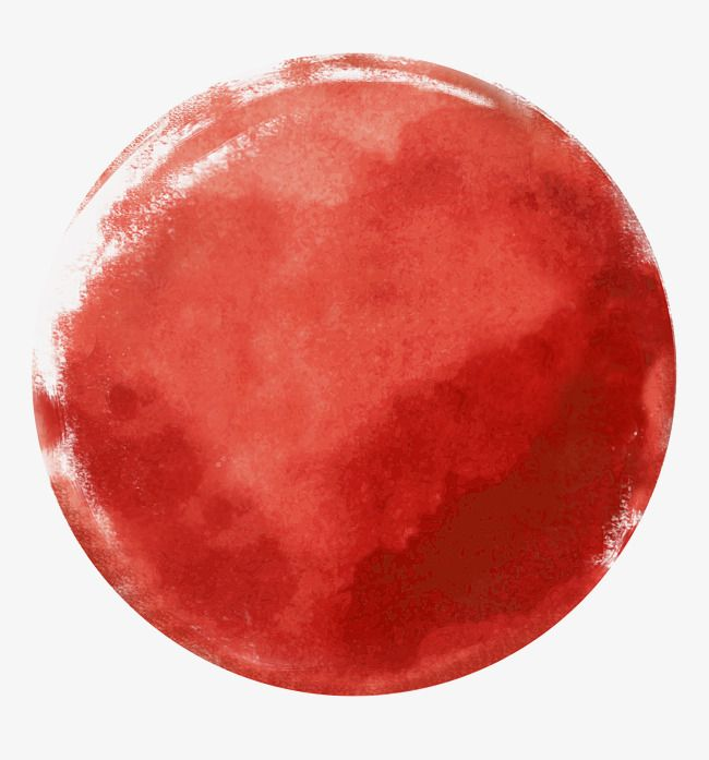Circle Watercolor Round Painting Png Transparent Image And