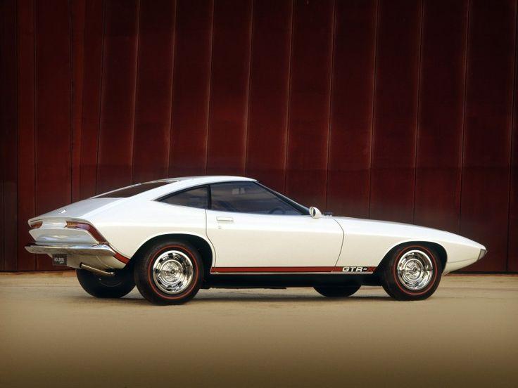 ▶▶▶ Holden Torana GTR-X Concept {1970}