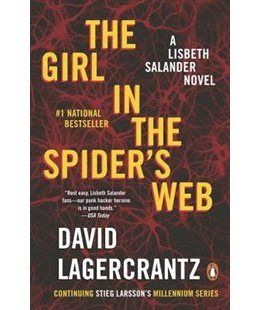Book The Girl In The Spider's Web: A Lisbeth Salander Novel, Continuing Stieg Larsson's Millennium Series by David Lagercrantz
