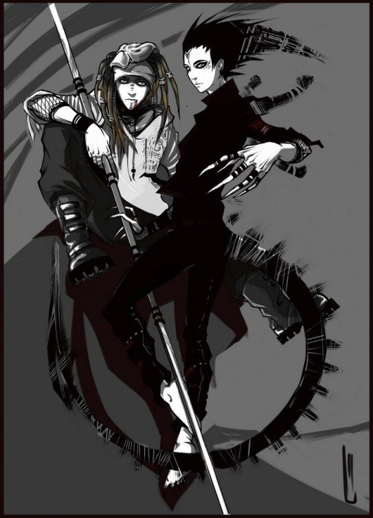 dark anime villains: 236 Best Images About Dark Anime Characters On Pinterest