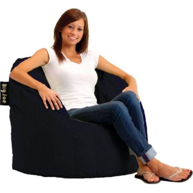 Big joe lumin chair multiple smartmax bean bag fabric room