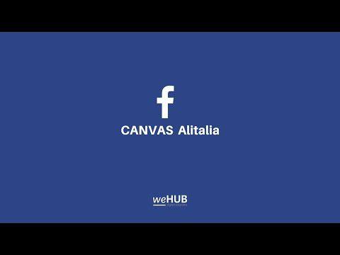 Facebook Canvas: video esempi - Webhouse