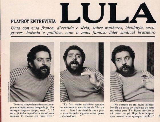 Sim, Lula realmente declarou seu amor a Hitler, Mao, Fidel e ao Aiatolá Khomeini. Além de zoofilia e outras coisas - O Reacionário