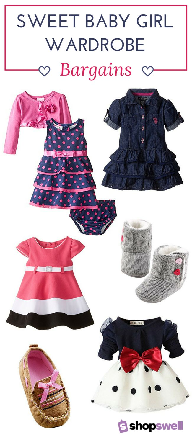 Cute Baby Girl Clothes Accessories