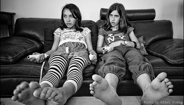 couch potatos