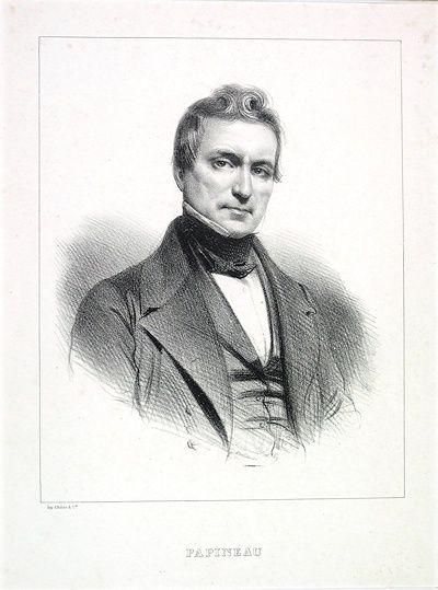 Exposition historique sur Louis-Joseph Papineau à la Maison des gouverneurs à compter du 6 juin