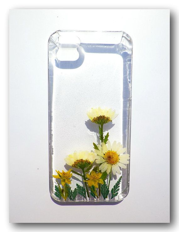 flowers in resin art