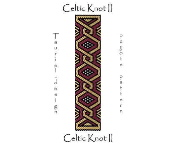 celtic knot bracelet instructions