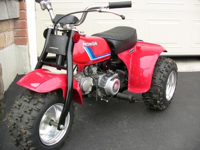 Honda Atc 70 : Atc toys pinterest