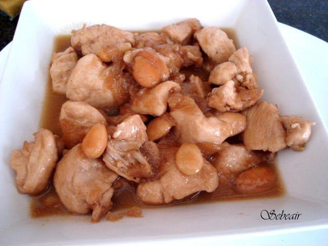 La cocina de sebeair: PECHUGAS DE POLLO AL ESTILO CHINO (thermomix)