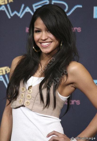 Cassie Ventura 2005