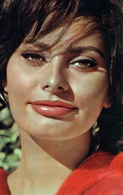Sophia Loren #Vintage #Beauty