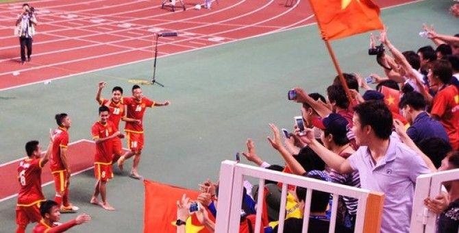 Olympic praise Iran Journalism Vietnam, criticized the team