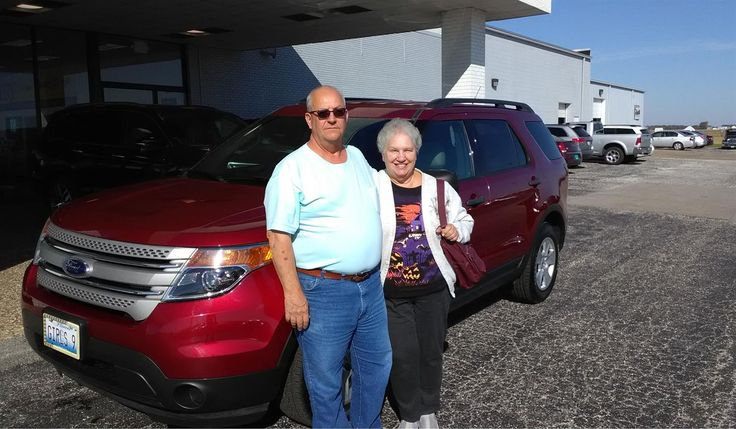 William, we're so excited for all the places you'll go in your 2014 FORD EXPLORER!  Safe travels and best wishes on behalf of Kunes Country of Macomb and CORIE COLE.