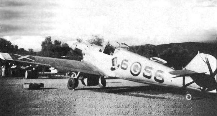CONDOR LEGION Bf 109 in Spanien