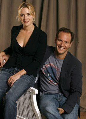 Kate Winslet and Patrick Wilson at event of Little Children