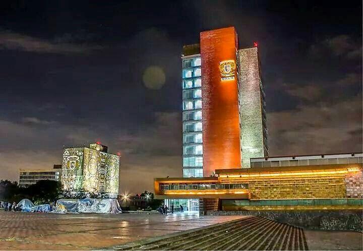 UNAM. Rectoria.
