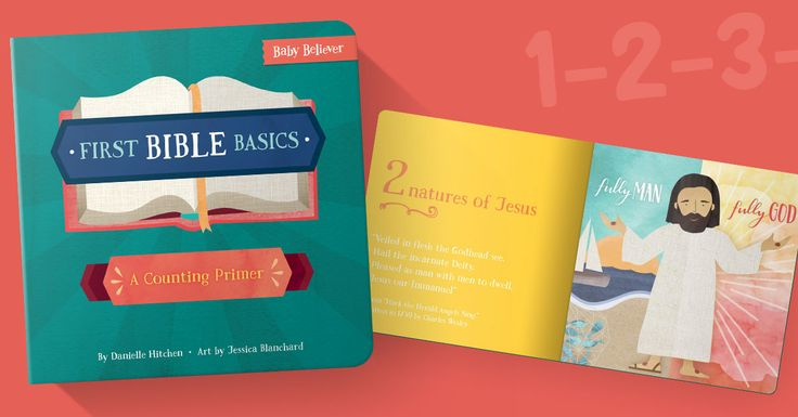Check out all the great reviews from moms just like you! They are loving how #FirstBibleBasics makes learning Bible and counting basics as easy as 1-2-3!