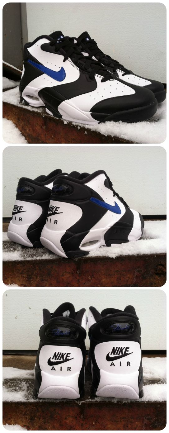 Release Report: Who wore the Nike Air Up during his 1994 -1995 season?