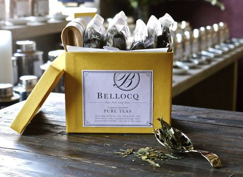 This lovely collection, a constantly requested set, offers a generous selection of our favorite tea blends.