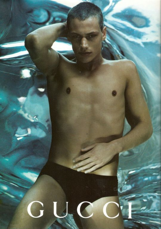 Gucci Spr/Sum 1998 - Ryan Locke by Luis Sanchis