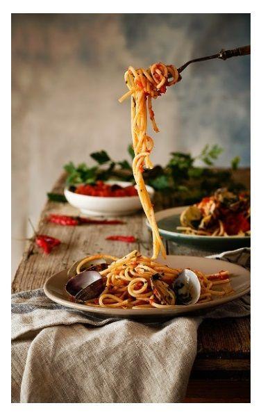 Espaguetis Vongole. Photo Credit: Raquel Carmona Romero. #plocomiFoodie