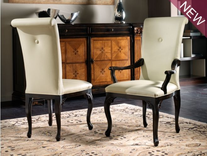 Arte Brotto dining chairs.