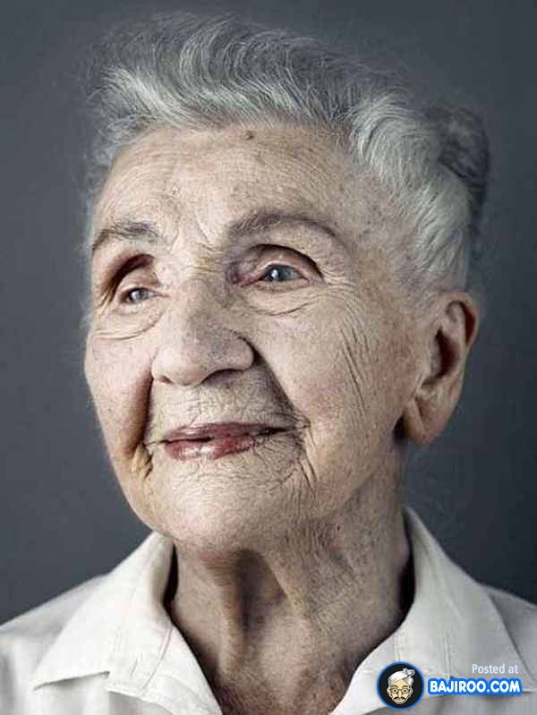 Heart Winning Smile of Old People (12 Photos)