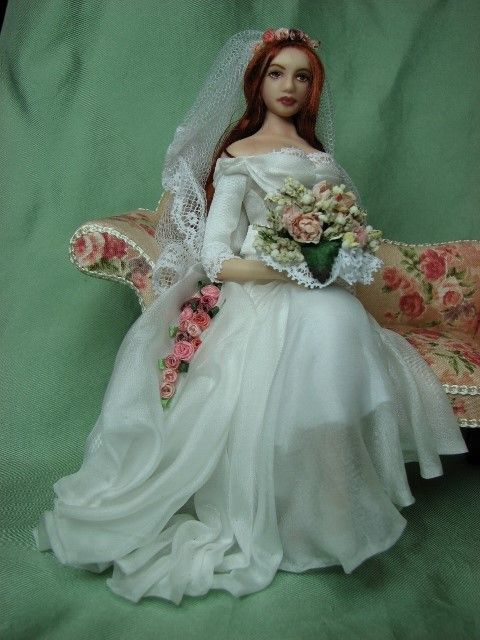 442 best bride dolls and others 1930- images on Pinterest | Bride ...