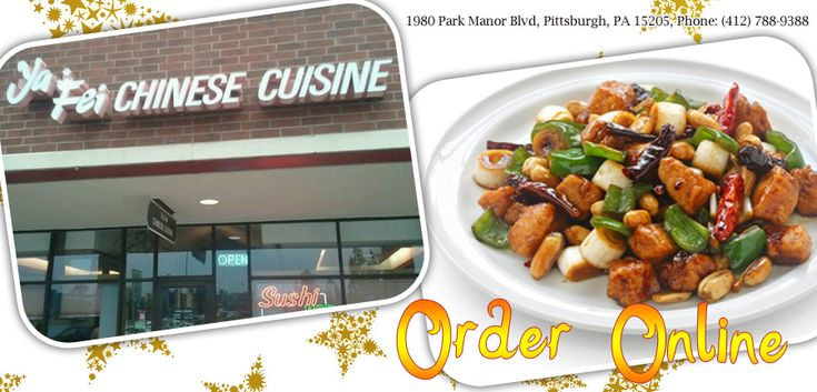 Chinese Food Pittsburgh Pa Delivery