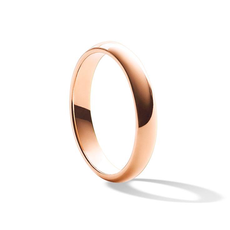 タンドルモン マリッジリング 3 mm、ピンクゴールド 結婚指輪・マリッジリングの参考に♡ヴァンクリーフアーペル の一覧を集めました♡