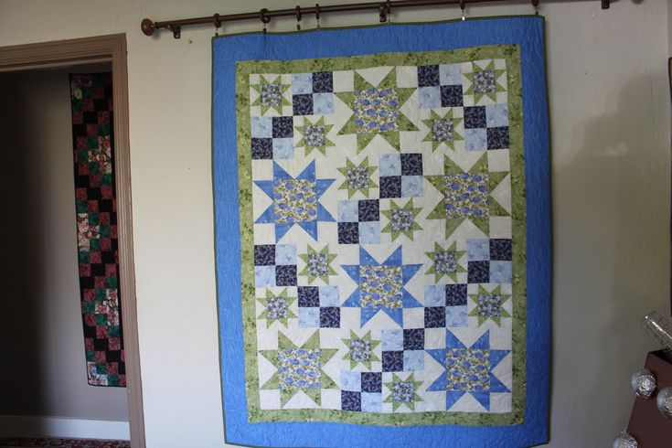 Star Quilt, Quilts for Sale, Handmade Quilts, Star Quilt, Wedding Quilt, Girls Quilt, Lap Quilt,  Teens Quilt, Housewarming Quilt by NonnaQuilts on Etsy https://www.etsy.com/listing/565989007/star-quilt-quilts-for-sale-handmade