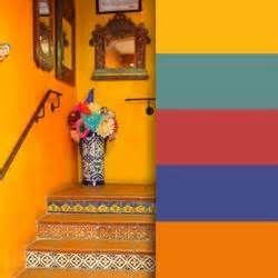 Mexico colors