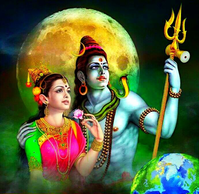 Har Har MahadevOm Namah Shivaya May Lord Shiva banish all the difficulties in your and your dear family's life. May He bless you all with peace and prosperity. May you all be abundantly surrounded by love and happiness always. #Shivji #omnamahshivayah #bholenathsabkesath #Shiva #Parvatiji #desi #spirituality #om #harharmahadev #religious #God #Lord #blessed #blessings #pray #prayer #believe #faith #love #eternal