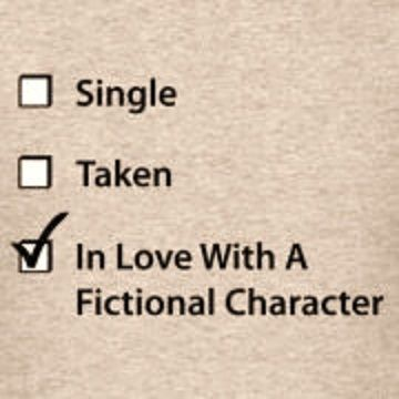 Let's go through my little list, shall we ?  1. Sean Kendrick - Scorpio Races  2.Brigan - Fire    3. Percy Jackson   4.Jem - Infernal Devices   5. Gale - Hunger Games   There is probably plenty more just can't think of them at the moment , yay Happy Valentine's day to me and everyone else who is in love with fictional characters in books. It is so much less drama that way! LOL  :)