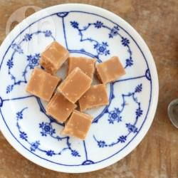 Recipe photo: Real traditional Scottish tablet