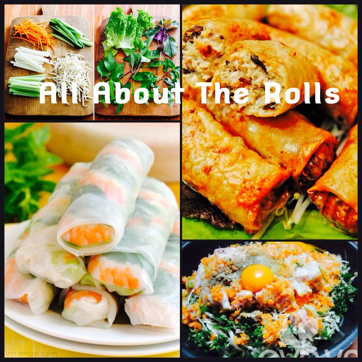 Special Edition in March: All About the Rolls. More info at: http://mynameismy.com/blog/?cat=49