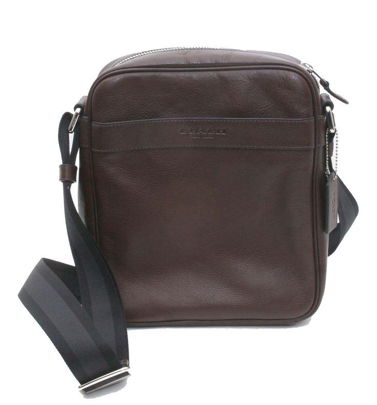 Coach Men's Shoulder Bag F71723 (Brown)
