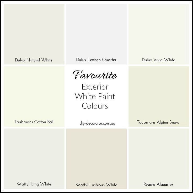 81 best images about l shades of white paint colours l on pinterest paint colors aluminium - Dulux exterior paint colour schemes property ...