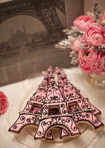 ♥Paris pink by ViolaBlackRaven