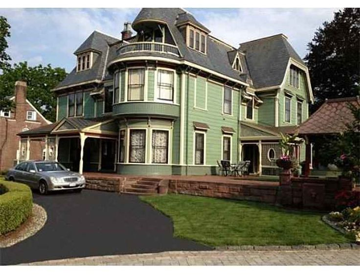 Delightful The Historic Hoyt House Victorian Mansion Located In Belvidere Is A Work Of  Art From An Era Gone By. This Restored Stick Style/ Eastlake Victorian Is Au2026