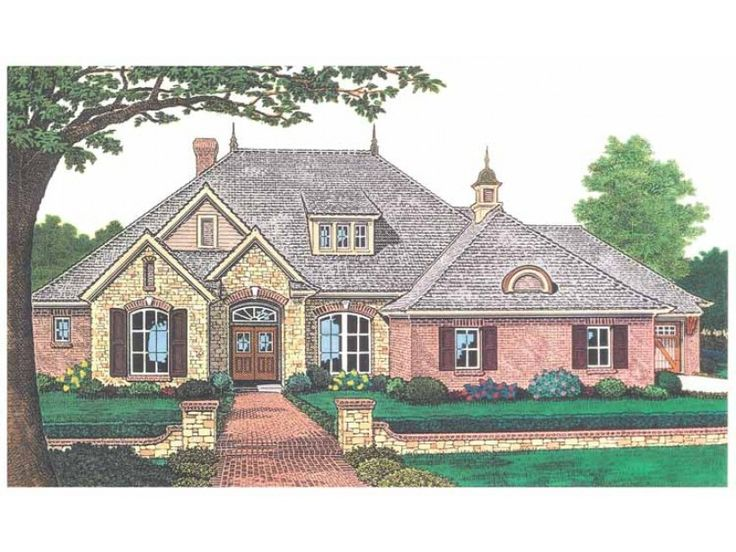 17 best images about dream home on pinterest house plans for Best french country house plans