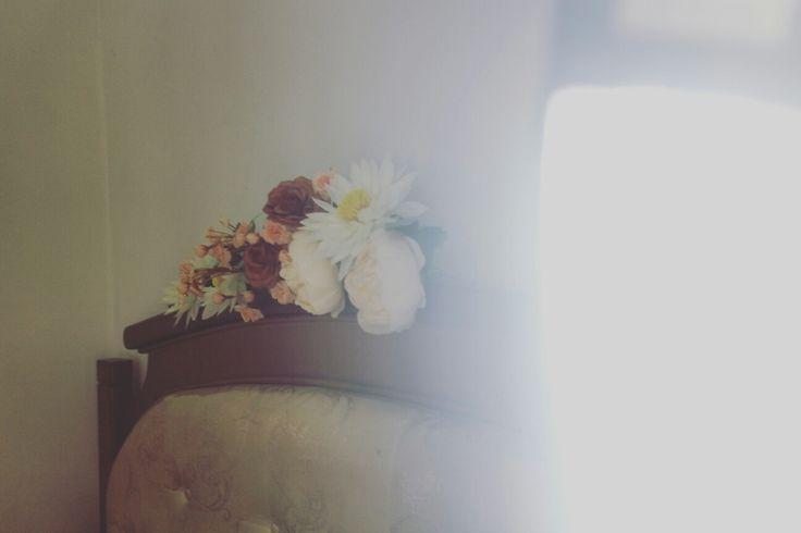 Bride room decoration